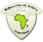 Webmasters of Africa Membership Badge
